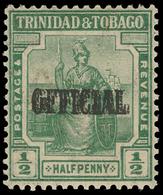 * Trinidad And Tobago - Lot No.1128 - Trinidad & Tobago (...-1961)