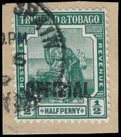 /\ Trinidad And Tobago - Lot No.1129 - Trinidad & Tobago (...-1961)