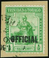 /\ Trinidad And Tobago - Lot No.1130 - Trinidad & Tobago (...-1961)