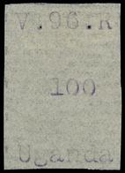 * Uganda - Lot No.1142 - Kenya, Uganda & Tanganyika