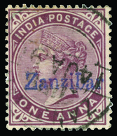 O Zanzibar - Lot No.1147 - Zanzibar (...-1963)