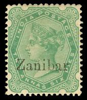 * Zanzibar - Lot No.1150 - Zanzibar (...-1963)