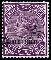 * Zanzibar - Lot No.1152 - Zanzibar (...-1963)