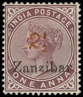 * Zanzibar - Lot No.1156 - Zanzibar (...-1963)