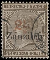 O Zanzibar - Lot No.1158 - Zanzibar (...-1963)