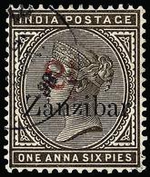 O Zanzibar - Lot No.1159 - Zanzibar (...-1963)