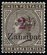 * Zanzibar - Lot No.1160 - Zanzibar (...-1963)