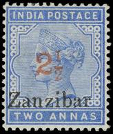 * Zanzibar - Lot No.1161 - Zanzibar (...-1963)