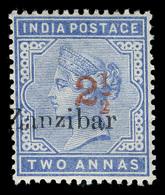 ** Zanzibar - Lot No.1162 - Zanzibar (...-1963)