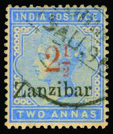 O Zanzibar - Lot No.1164 - Zanzibar (...-1963)
