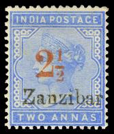 * Zanzibar - Lot No.1165 - Zanzibar (...-1963)