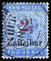 O Zanzibar - Lot No.1166 - Zanzibar (...-1963)