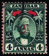 O Zanzibar - Lot No.1169 - Zanzibar (...-1963)