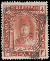 O Zanzibar - Lot No.1172 - Zanzibar (...-1963)