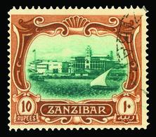 O Zanzibar - Lot No.1173 - Zanzibar (...-1963)
