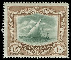 ** Zanzibar - Lot No.1175 - Zanzibar (...-1963)