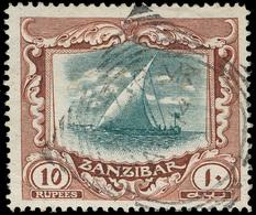 O Zanzibar - Lot No.1176 - Zanzibar (...-1963)