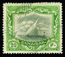 O Zanzibar - Lot No.1177 - Zanzibar (...-1963)