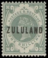 * Zululand - Lot No.1180 - South Africa (...-1961)