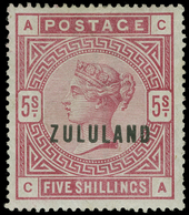 * Zululand - Lot No.1181 - South Africa (...-1961)