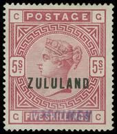 S Zululand - Lot No.1183 - South Africa (...-1961)