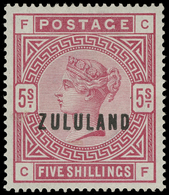 * Zululand - Lot No.1184 - South Africa (...-1961)