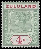 * Zululand - Lot No.1186 - South Africa (...-1961)