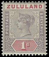 * Zululand - Lot No.1189 - South Africa (...-1961)