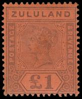 * Zululand - Lot No.1190 - South Africa (...-1961)