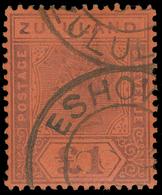 O Zululand - Lot No.1191 - South Africa (...-1961)