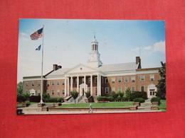 Municipal Building   Irvington NJ------ref 3300 - United States