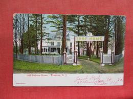 Odd Fellows Home    Trenton  NJ------ref 3301 - United States