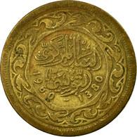 Monnaie, Tunisie, 20 Millim, AH 1380/1960, Paris, TB+, Laiton, KM:307 - Tunisia