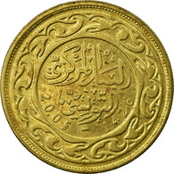 Monnaie, Tunisie, 100 Millim, 2005/AH1426, Paris, SUP, Laiton, KM:309 - Tunisia