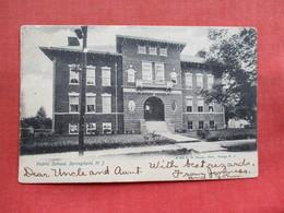 Public School   Springfield   NJ------ref 3301 - United States