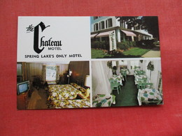 The Chateau Motel    Spring Lake     NJ------ref 3301 - United States