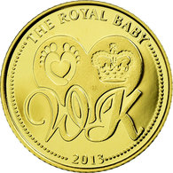 Monnaie, Seychelles, 25 Rupees, 2013, British Royal Mint, FDC, Or, KM:134 - Seychelles