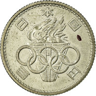 Monnaie, Japon, Hirohito, 100 Yen, 1964, Tokyo, SUP, Argent, KM:79 - Japan