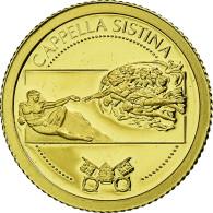 Monnaie, Liberia, 12 Dollars, 2010, FDC, Or - Liberia