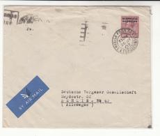 Morocco Agencies / Tangier / Airmail / Germany - Marokko (1956-...)