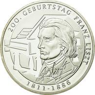 Allemagne, 10 Euro, 2011, FDC, Argent, KM:295 - Allemagne