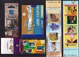 Argentina - Collection De Différents Carnets - Argentina