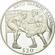 Monnaie, Liberia, 20 Dollars, 2000, FDC, Argent, KM:488 - Liberia