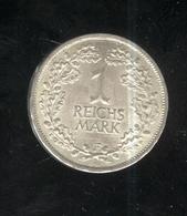 1 Mark Allemagne / Germany 1926 F - SUP - [ 3] 1918-1933 : Repubblica Di Weimar