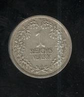 1 Mark Allemagne / Germany 1925 A - TTB - [ 3] 1918-1933 : República De Weimar