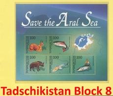 Tadschikistan - Tajikistan - Michel Block 8 - ** Mnh Neuf Postfris - - Tadschikistan