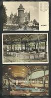 VICHY 03 = UN LOT DE 3 CARTES POSTALES - Vichy