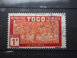 "VEND BEAU TIMBRE DU TOGO N° 156A , OBLITERATION "" LOME "" !!! - Togo (1914-1960)"