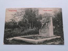 SZEPESVARALJA Honved Siremlek ( Edit.: W.L.Bp 2778 Sax Nandor Kiadasa ) 1920 ( See Photo For Detail ) ! - Tchéquie