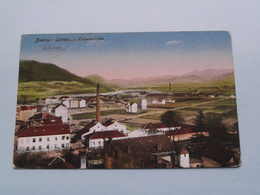 Zsolna Latkep - Totalansicht ( Zilina ) ( Edit.: Vilmos Kiadesa 1917/21 ) 1919 ( See Photo For Detail ) ! - Tchéquie